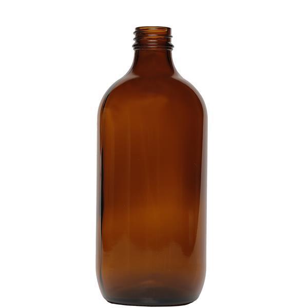 Ml Boston Round Glass Bottle Australia