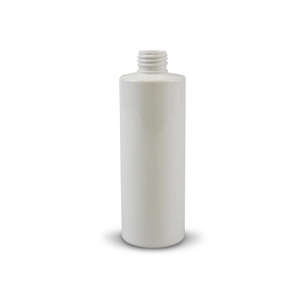 White 250ml Pet Square Shoulder Bottle Neck 410 New