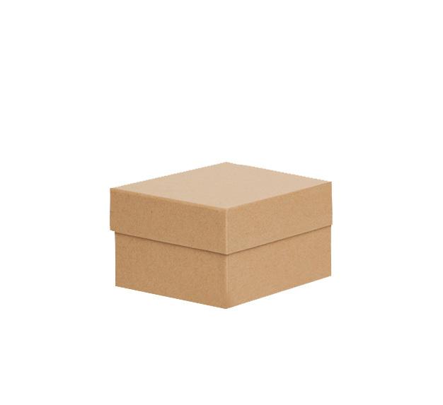 X- Small Kraft Gift Box 120mm(W) X 120mm(L) X  sc 1 st  New Directions - New Directions Australia & X- Small Kraft Gift Box 120mm(W) X 120mm(L) X 80mm(D) with 35mm(D ... Aboutintivar.Com