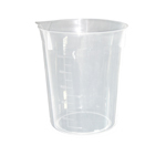 Plastic Beaker with Spout 1000ml