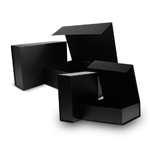Midnight Foldable Rigid Boxes