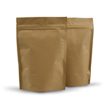 Natural Kraft Stand Up Pouches