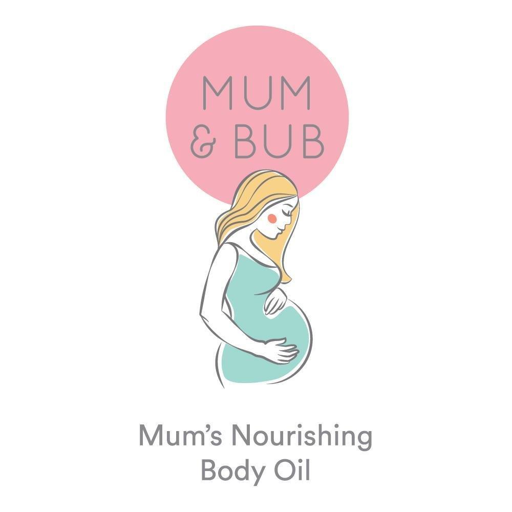 20 LT Mum's Nourishing Body Oil - Mum & Bub Range - New